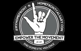 MyHomeFront Calgary Logo